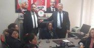 Kadınlardan CHP'ye destek