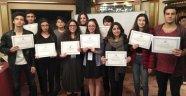 TED'li Öğrenciler TÜBİTAK Biyoloji Olimpiyatları Bilim Kampına Katıldı