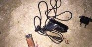 Odunlu Bombalı Tuzaktan Sonra Bu Kez de Cep Telefonu Şarjı ile Saldırı Girişimi İddiası