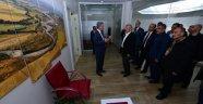 Milletvekili Şahin'den Başkan Polat'a Ziyaret
