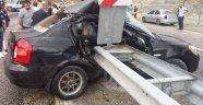 Kömürhan'da kaza: 1 ölü 1 yaralı