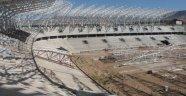 Malatya Arena Stadı'nın Çatısı Kapatıldı