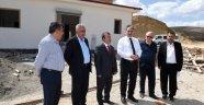 Başkan Çakır, Mezbahane Binasında İncelemelerde Bulundu
