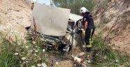 Akçadağ'da Trafik Kazası: 3 Yaralı