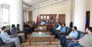 Genç İş Adamlarından, Çakır'a Ziyaret