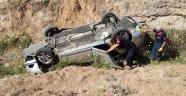 Akçadağ'da Trafik Kazası: 2 Yaralı