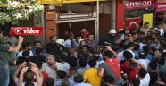 Malatya'da NT'yi Yaktılar Bank Asya'ya Saldırdılar