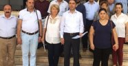 CHP İl Başkanı Kiraz,Suç Duyurusunda Bulundu
