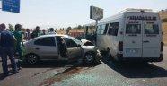Akçadağ Yol Ayrımında Kaza: 1'i ağır 7 yaralı