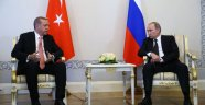 """Erdoğan: """"Rusya'yla şimdi attığımız ve atacağımız bu adımlarla çok daha farklı bir sürecin içine gireceğiz"""""""