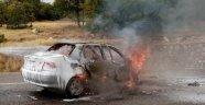 Askeri araç kaza yaptı: 5 yaralı