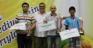 4. Uluslararası Altın Kayısı Satranç Turnuvası sona erdi