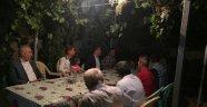 AK Parti Heyeti Akçadağ'da Taziye Ziyaretinde Bulundu
