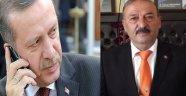 Erdoğan'dan Eski başkana sürpriz telefon