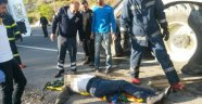 Otomobil Tohma Çayı'na düştü: 1 ölü