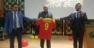 Bakan Tüfenkci: Malatyaspor'un forması açık artırmada satılmaz