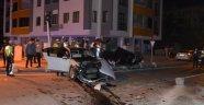 Fahri Kayahan'da feci kaza: 4 yaralı