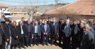 AK Partili Milletvekilleri referandum çalışmalarını sürdürdü