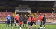 Evkur Yeni Malatyaspor derbiye hırslı hazırlanıyor