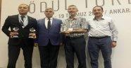 Arapgir belediyesine ödül