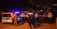 Suriyeliler birbirine girdi: 1 yaralı 6 gözaltı