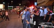 Trafikte yol vermeme kavgası: 2 gözaltı
