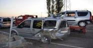 Feci kaza : 4 yaralı
