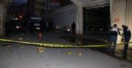 Otoparkta silahlar konuştu: 1 ölü