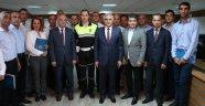 Trafik polislerine halkla ilişkiler ve iletişim semineri
