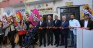 MAFSAD Kitap Kafe Açıldı