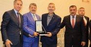 Arapgir Belediyesi'ne bir ödül daha