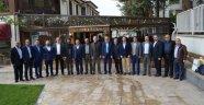MÜSİAD'ın Bölgesel Başkanlar Toplantısı Malatya'da yapıldı
