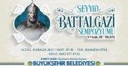 """""""Seyyid Battalgazi"""" sempozyumu düzenlenecek"""