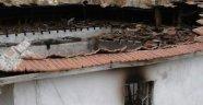 Malatya'da 4 ev kundaklandı