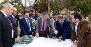 Tabiat parkı projesi başlıyor