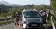 Hafif ticari araç yayaya çarptı: 1 ölü