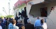 Evler yıkıldı 19 kişi yaralandı