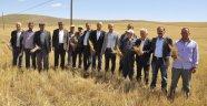 Kuraklığın vurduğu çiftçiler destek bekliyor
