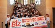 Öğrenciler Malatya'yı gezdi
