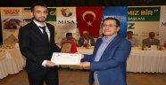 İnönü Üniversitesi'nin yabancı öğrencileri mezun oldu
