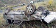 Pütürge'de feci kaza : 1 ölü 4 yaralı
