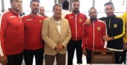 """Malatyaspor'un sesi  olacağım"""