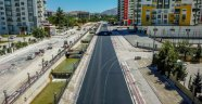 Barguzu Caddesi düzenleniyor