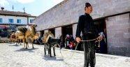 Tarihi mekanlara ziyaretçi akını