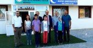 Cömertoğlu'dan Rehabilitasyon Merkezine ziyaret