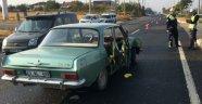 Elazığ-Malatya yolunda kaza