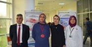 Hastanede organ bağış standı açıldı