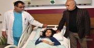 6'ıncı hastanede sağlığına kavuştu