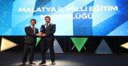 Malatya'ya  'Kristal Baret Ödülü'