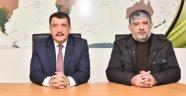 Gürkan'dan Meşale'ye ziyaret